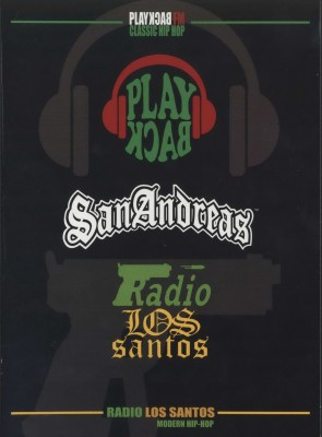 OST – GTA San Andreas: Playback FM + Radio Los Santos (CD) (2004) (320 kbps)