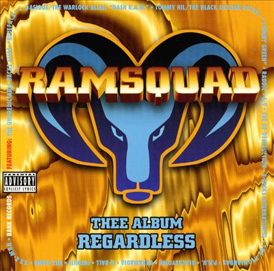 Ram Squad – Thee Album Regardless (CD) (1997) (320 kbps)