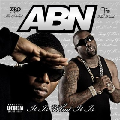 A.B.N. – It Is What It Is (CD) (2008) (FLAC + 320 kbps)