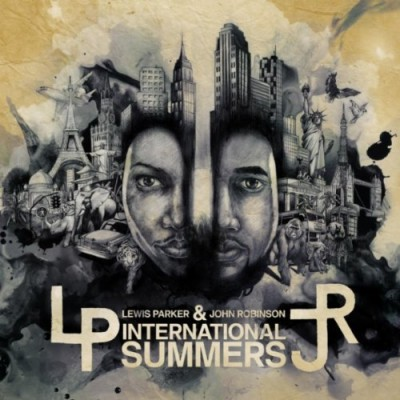 Lewis Parker & John Robinson – International Summers (2010) (CD) (FLAC + 320 kbps)