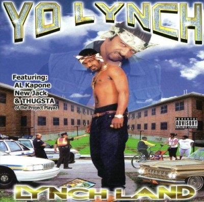 Yo Lynch – Lynch Land (CD) (2000) (320 kbps)