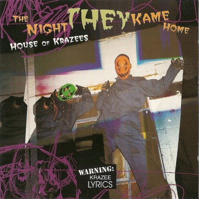 House Of Krazees – The Nite They Kame Home (CD) (1998) (FLAC + 320 kbps)