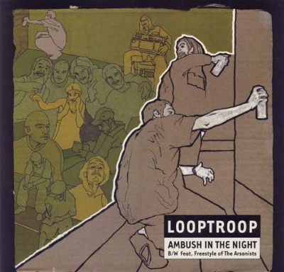 Looptroop – Ambush In The Night EP (1999) (320 kbps)