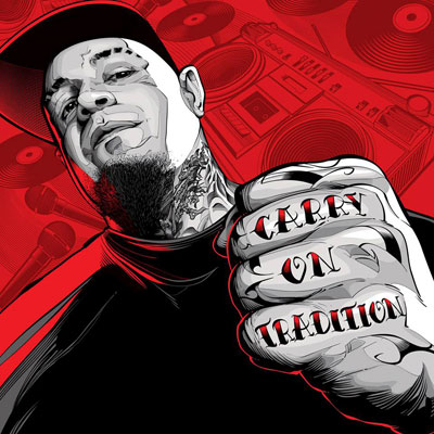 Vinnie Paz – Carry On Tradition EP (WEB) (2013) (320 kbps)
