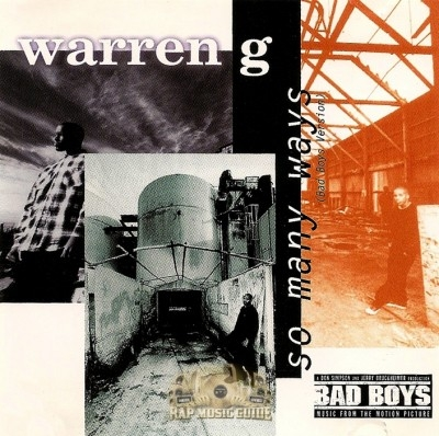 Warren G – So Many Ways (Bad Boys Version) (Promo CDS) (1995) (320 kbps)