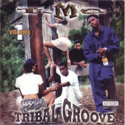 T-Mo – Tribal Groove Volume 1 (CD) (1997) (320 kbps)