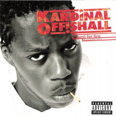 Kardinal Offishall – Quest For Fire Firestarter, Vol. 1 (CD) (2001) (320 kbps)