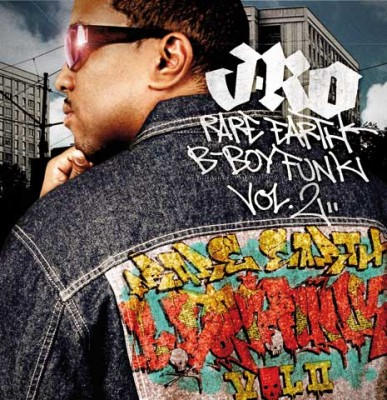 J-Ro – Rare B-Boy Funk, Vol. 2 (CD) (2007) (320 kbps)