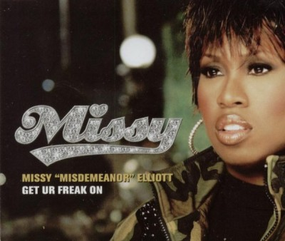 Missy Elliott – Get Ur Freak On (Promo CDS) (2001) (FLAC + 320 kbps)