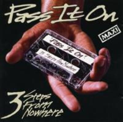 3 Steps From Nowhere – Pass It On (CDS) (1995) (320 kbps)