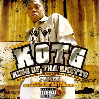 Z-Ro – King Of Tha Ghetto: Power (CD) (2007) (FLAC + 320 kbps)
