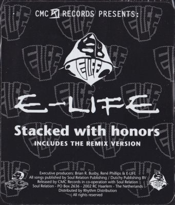E-Life – Stacked With Honors (VLS) (1996) (FLAC + 320 kbps)