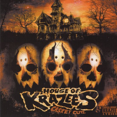 House Of Krazees – Casket Cutz (CD) (2013) (320 kbps)