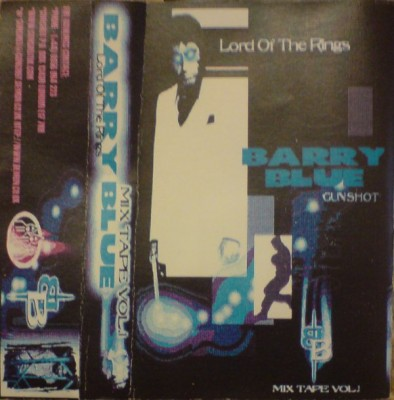 Barry Blue – Lord Of The Rings Mix Tape Vol. 1 (1998) (Cassette) (320 kbps)