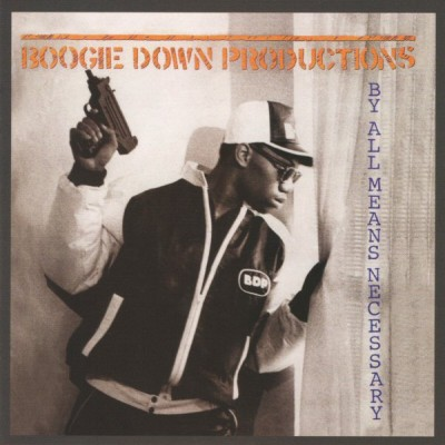 Boogie Down Productions – By All Means Necessary (CD Reissue) (1988-2013) (FLAC + 320 kbps)