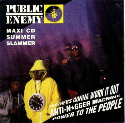 Public Enemy – Brothers Gonna Work It Out (CDM) (1990) (FLAC + 320 kbps)
