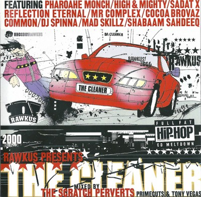 VA – Rawkus Presents: The Scratch Perverts – The Cleaner (CD) (2000) (FLAC + 320 kbps)