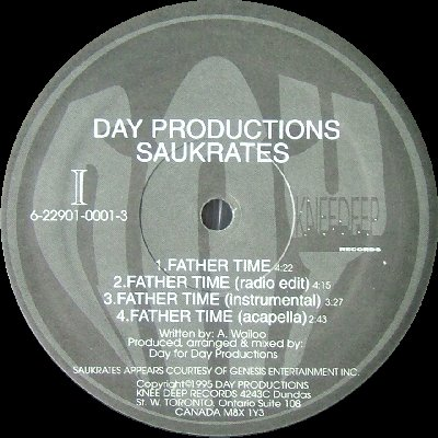 Saukrates & Choclair - Father Time & Twenty One Years
