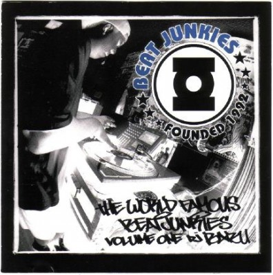 Beat Junkies – The World Famous Beat Junkies Vol. 1: DJ Babu (CD) (1997) (FLAC + 320 kbps)