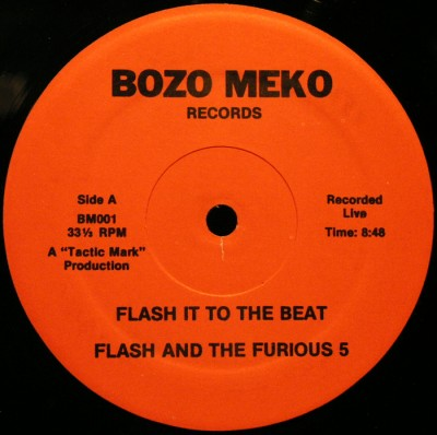VA ‎- Flash It To The Beat / Fusion Beats Vol. 2 (VLS) (1982) (FLAC + 320 kbps)