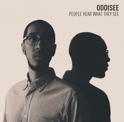 Oddisee – People Hear What They See (CD) (2012) (FLAC + 320 kbps)