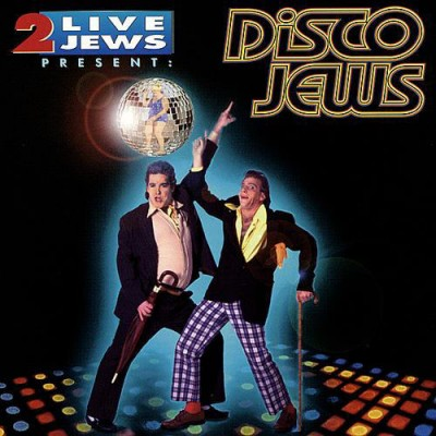 2 Live Jews ‎– Disco Jews (1994) (CD) (FLAC + 320 kbps)