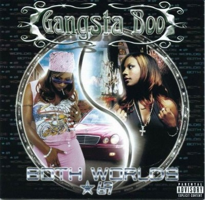 Gangsta Boo – Both Worlds *69 (CD) (2001) (FLAC + 320 kbps)