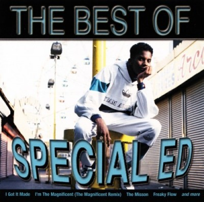 Special Ed – The Best Of Special Ed (1999) (CD) (320 kbps)