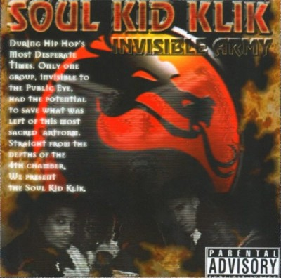 Soul Kid Klik – Invisible Army (CD) (2001) (FLAC + 320 kbps)