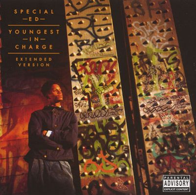 Special Ed – Youngest In Charge (Extended Version) (1989-2009) (CD) (320 kbps)