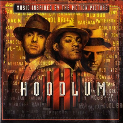 Various – Hoodlum – Music Inspired By The Motion Picture (1997) (CD) (FLAC + 320 kbps)