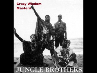 Jungle Brothers – Crazy Wisdom Masters (Unreleased CD) (1991-1992) (FLAC + 320 kbps)