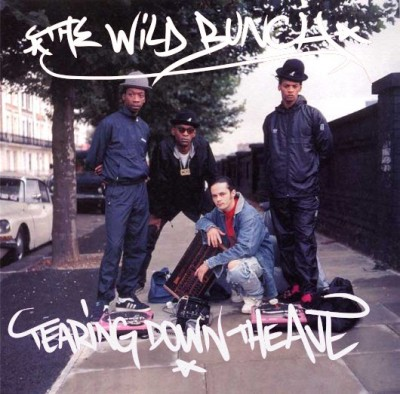 The Wild Bunch – Tearing Down The Ave (1987) (12'') (320 kb/s)
