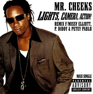 Mr. Cheeks – Lights, Camera, Action! (Remix) (CDS) (2002) (320 kbps)