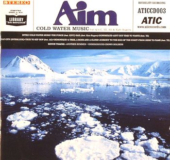 Aim ‎– Cold Water Music (CD) (1999-2007) (FLAC + 320 kbps)