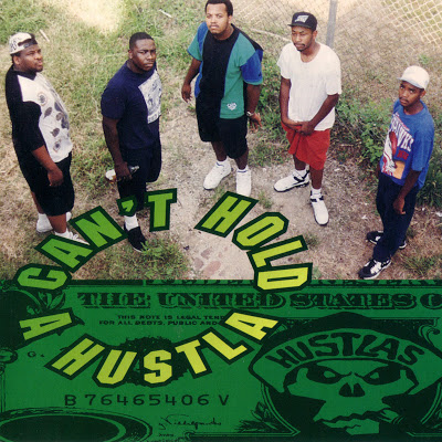 5.0 Hustlas – Can't Hold A Hustla (CD) (1994) (FLAC + 320 kbps)