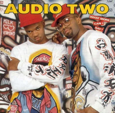 Audio Two – What More Can I Say? (CD) (1988) (FLAC + 320 kbps)