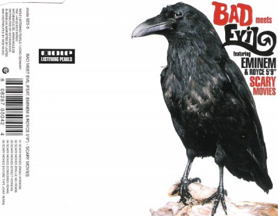 Bad meets Evil feat. Eminem & Royce 5'9'' - Scary Movies