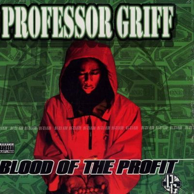 Professor Griff – Blood Of The Profit (CD) (1998) (FLAC + 320 kbps)