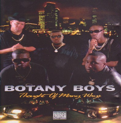 Botany Boys ‎- Thought Of Many Ways (2xCD) (1997) (FLAC + 320 kbps)