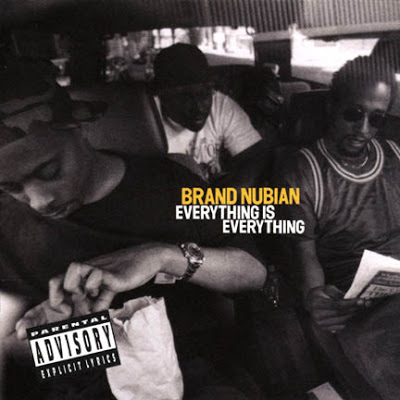 Brand Nubian ‎– Everything Is Everything (CD) (1994) (FLAC + 320 kbps)