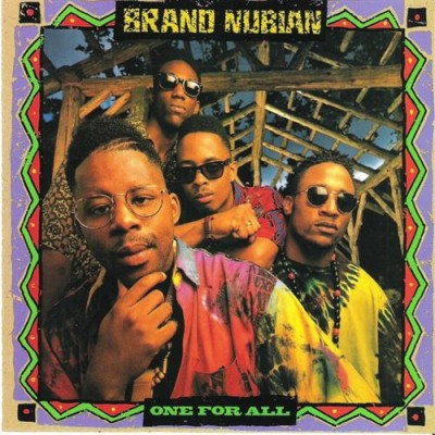 Brand Nubian – One For All (CD) (1990) (FLAC + 320 kbps)