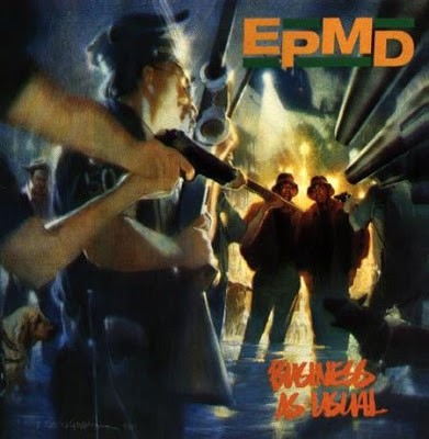 EPMD – Business As Usual (CD) (1990) (FLAC + 320 kbps)