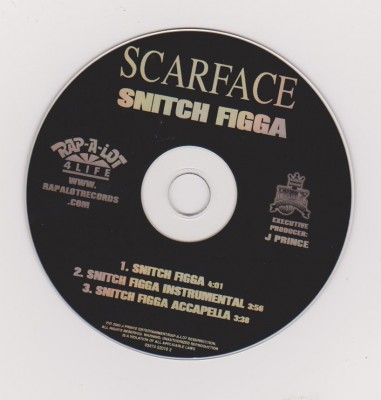 Scarface – Snitch Figga (CDS) (2003) (FLAC + 320 kbps)