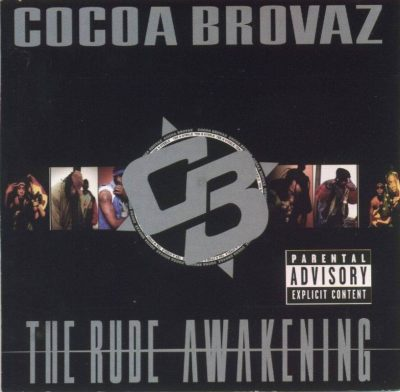 Cocoa Brovaz – The Rude Awakening (CD) (1998) (FLAC + 320 kbps)