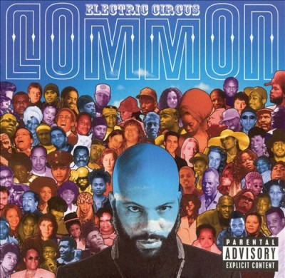 Common – Electric Circus (CD) (2002) (FLAC + 320 kbps)
