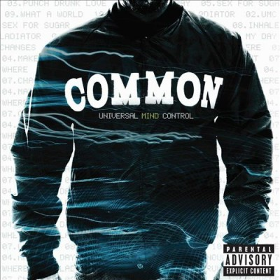Common – Universal Mind Control (CD) (2008) (FLAC + 320 kbps)