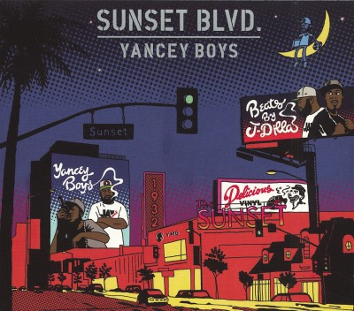 Yancey Boys – Sunset Blvd. (Deluxe Edition) (2xCD) (2013) (FLAC + 320 kbps)