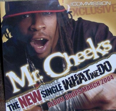 Mr. Cheeks – What We Do / Street Business (Promo CDM) (2003) (320 kbps)