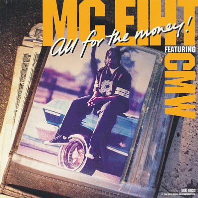MC Eiht ‎- All For The Money (CDS) (1994) (320 kbps)